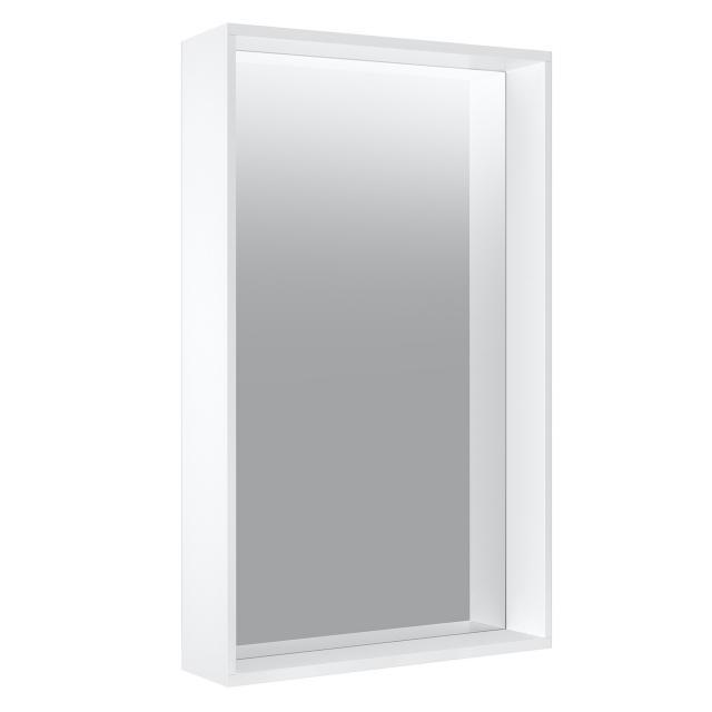 Keuco Plan Spiegel mit DALI-LED-Beleuchtung ohne Spiegelheizung
