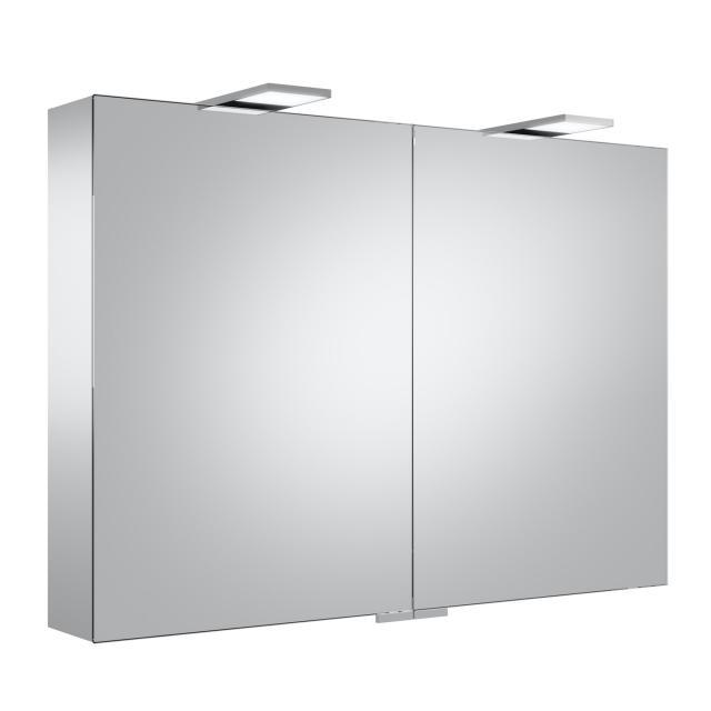 Keuco Royal 15 Spiegelschrank mit LED-Beleuchtung mit 2 Türen