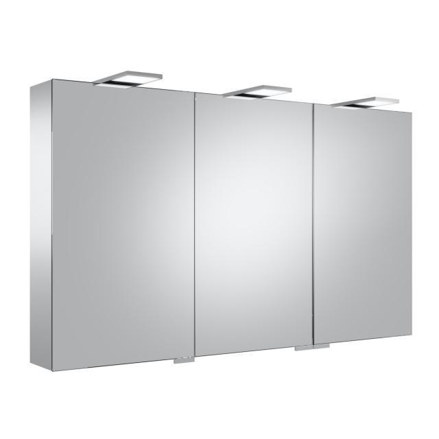 Keuco Royal 15 Spiegelschrank mit LED-Beleuchtung mit 3 Türen