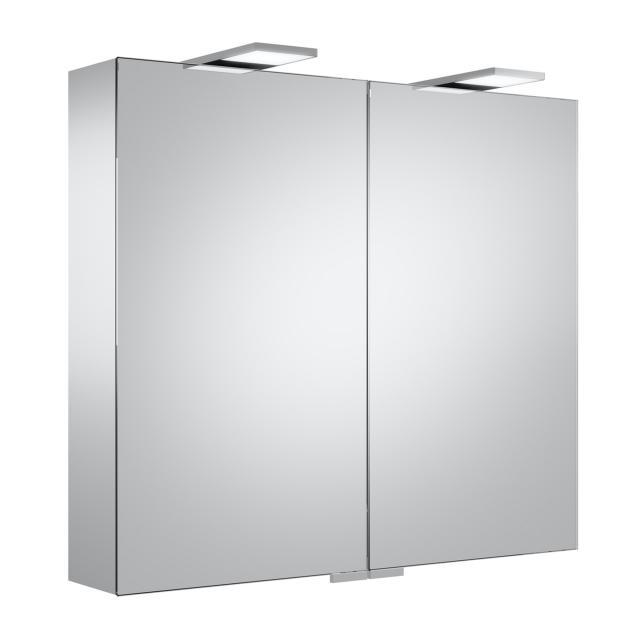 Keuco Royal 25 Spiegelschrank mit LED-Beleuchtung mit 2 Türen