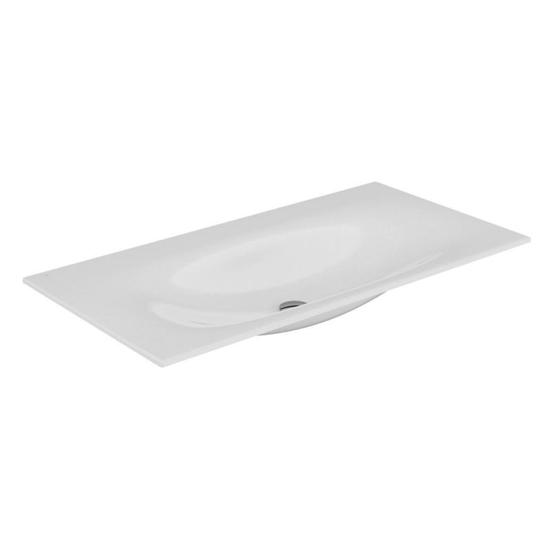 keuco edition 11 keramik waschtisch ohne hahnloch ohne berlauf 31150311000 reuter. Black Bedroom Furniture Sets. Home Design Ideas