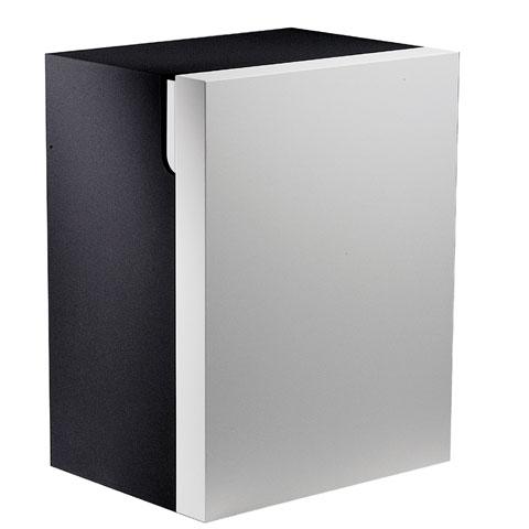 keuco edition 300 unterschrank mit 1 t r front wei hochglanz korpus wei 30331382102 reuter. Black Bedroom Furniture Sets. Home Design Ideas