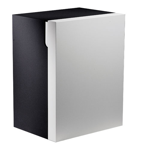 keuco edition 300 unterschrank mit 1 t r front wei korpus anthrazit 30331393802 reuter. Black Bedroom Furniture Sets. Home Design Ideas