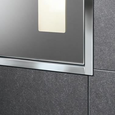 keuco royal integral spiegelschrank f r wandeinbaumontage t ranschlag rechts 26004171104 reuter. Black Bedroom Furniture Sets. Home Design Ideas