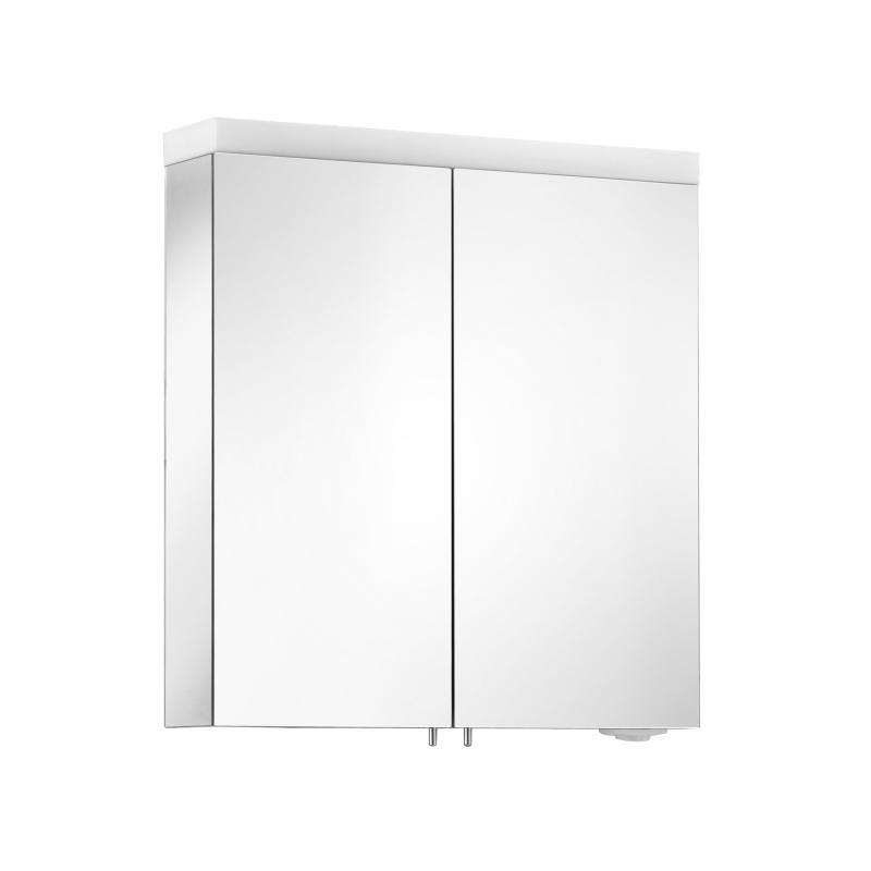 keuco royal reflex 2 aufputz spiegelschrank mit 2 t ren 24202171301 reuter. Black Bedroom Furniture Sets. Home Design Ideas