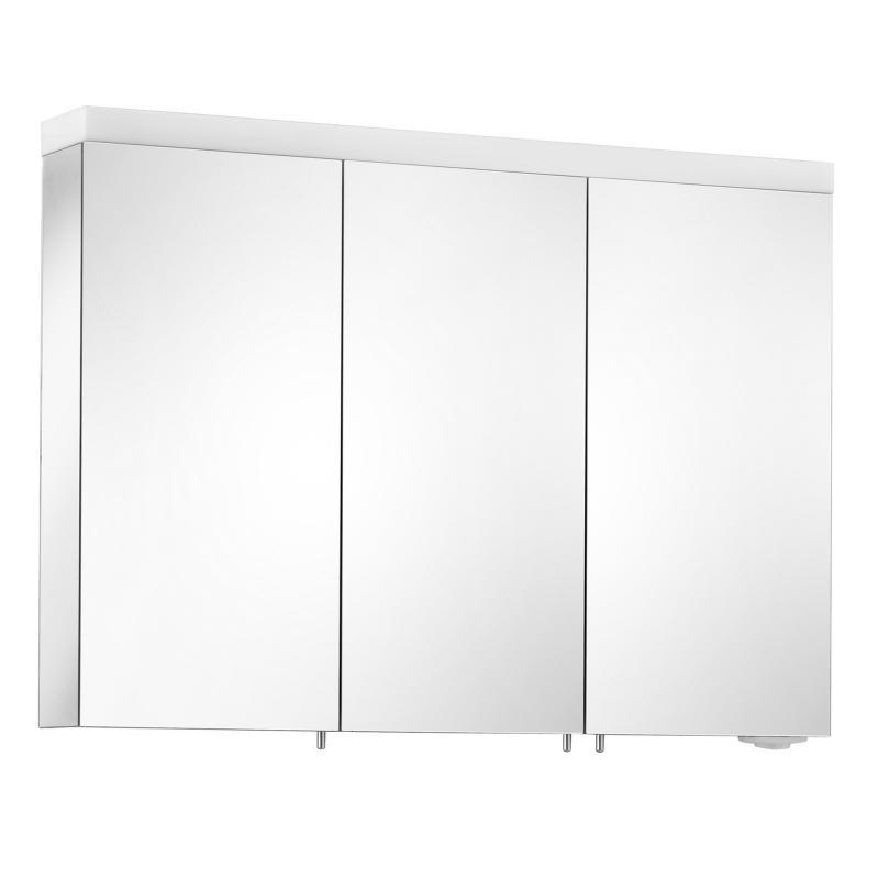 keuco royal reflex 2 aufputz spiegelschrank mit 3 t ren 24204171301 reuter. Black Bedroom Furniture Sets. Home Design Ideas