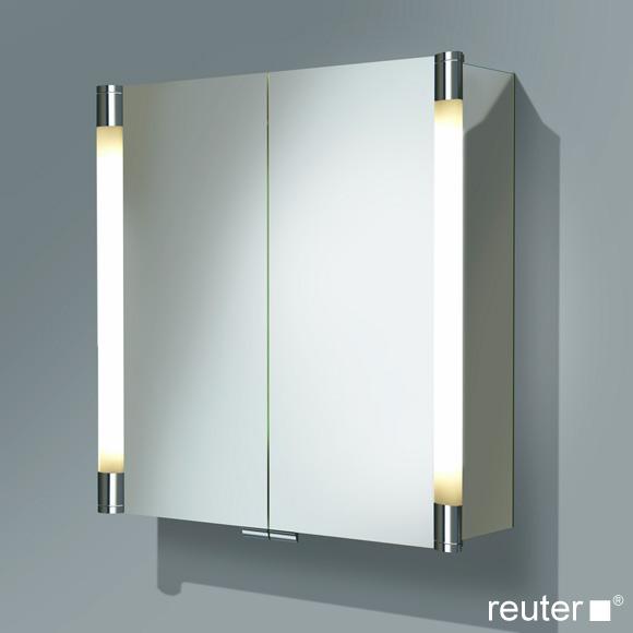 Keuco Royal T2 Spiegelschrank ohne Schubkästen   13801171301
