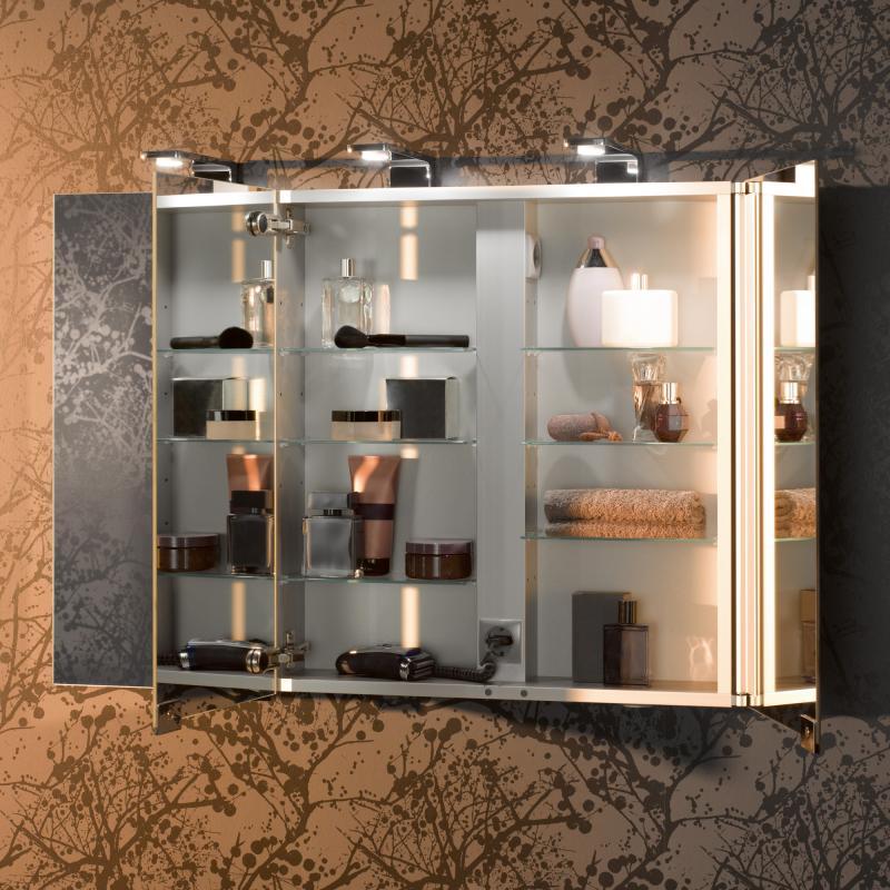 spiegelschrank royal universe bestseller shop f r m bel. Black Bedroom Furniture Sets. Home Design Ideas