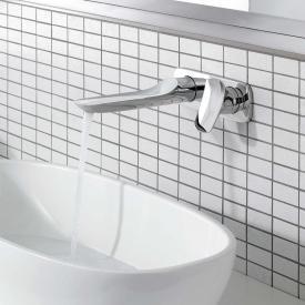 Kludi AMBA Wand-Waschtischarmatur Unterputz Ausladung: 226 mm