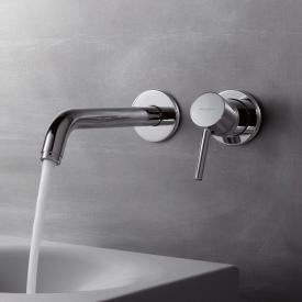 Kludi BOZZ Wand-Waschtischarmatur Unterputz Ausladung: 220 mm, chrom