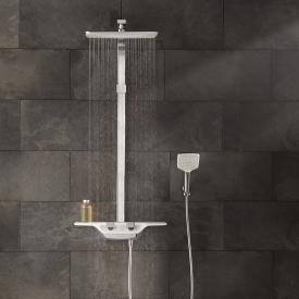 Kludi COCKPIT Discovery Thermostat Dual Shower System
