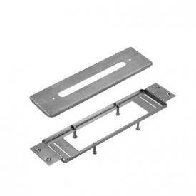 Kludi Montageplatte Rohbauset für 4-Loch-Armatur