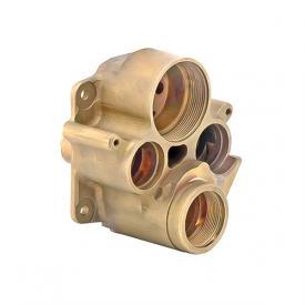Kludi Universal Adapter für vertauschte Wasserwege für Kludi FLEXX.BOXX Thermostat Varianten