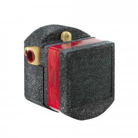 Kludi Unterputz-Elektronik-Körper, Rohbau-Set Batterie, mit Rückflussverhinderer
