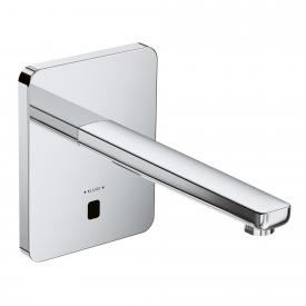 Kludi ZENTA Elektronische Wand-Waschtischarmatur ohne Temperaturregulierung Ausladung: 240 mm