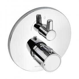 Kludi ZENTA Thermostatarmatur Unterputz für 1 Verbraucher