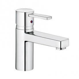 Kludi ZENTA Waschtisch-Einhandmischer XL ohne Ablaufgarnitur, chrom