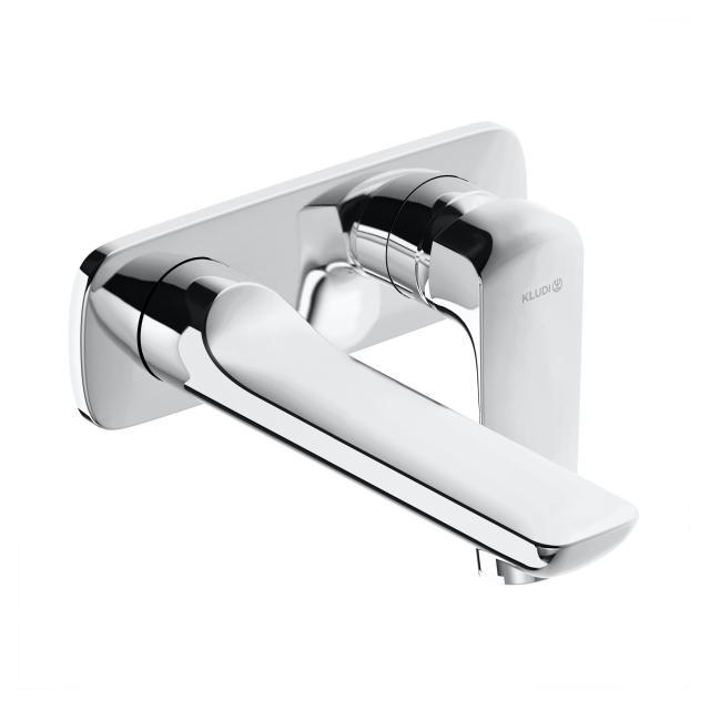 Kludi AMEO Wand-Waschtischarmatur Unterputz Ausladung: 185 mm