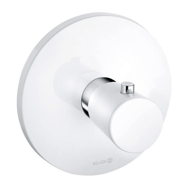 Kludi BALANCE Thermostatarmatur Unterputz chrom/weiß