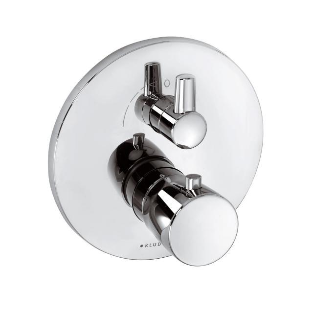 Kludi BALANCE Thermostatarmatur Unterputz für 1 Verbraucher chrom