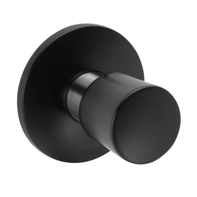 Kludi BALANCE Unterputzventil schwarz matt/chrom