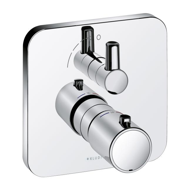 Kludi E2 Thermostatarmatur Unterputz für 1 Verbraucher