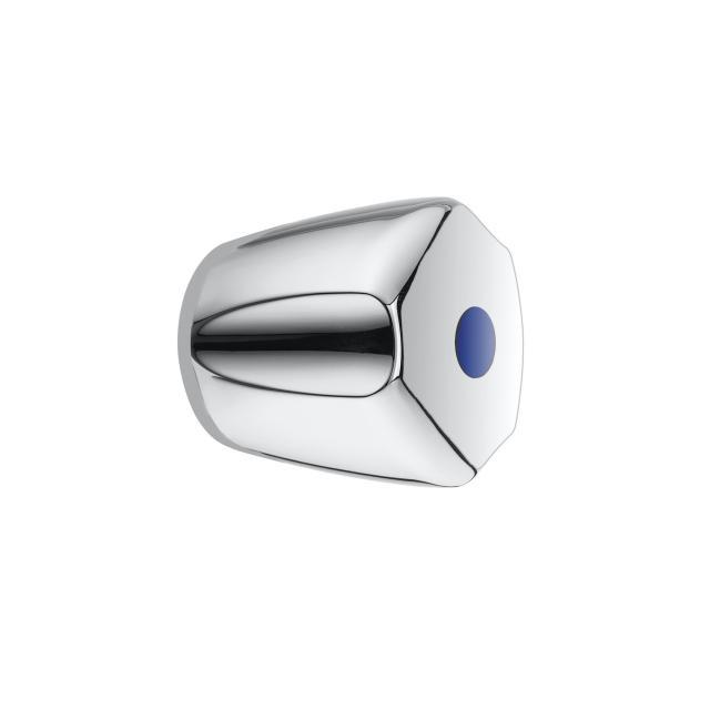 Kludi STANDARD Griff aus Metall, Markierung: blau
