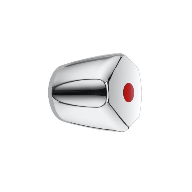Kludi STANDARD Griff aus Metall, Markierung: rot