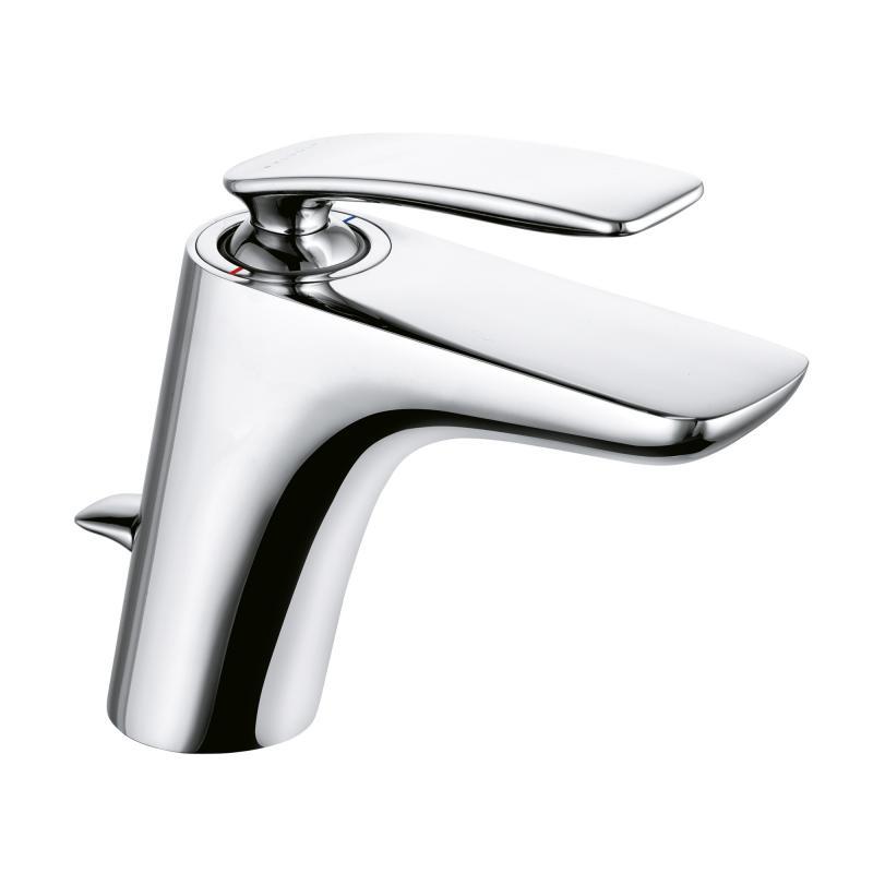 Kludi balance waschtisch einhandmischer mit ablaufgarnitur