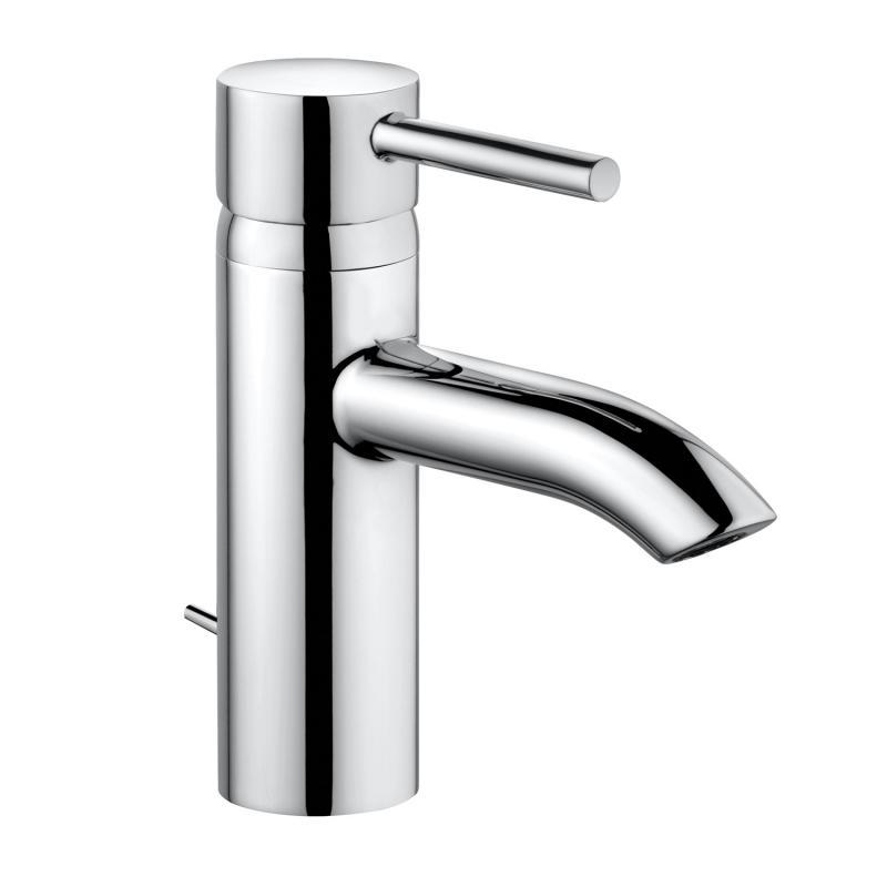 Kludi bozz waschtisch einhandmischer mit ablaufgarnitur for Waschtisch ablaufgarnitur