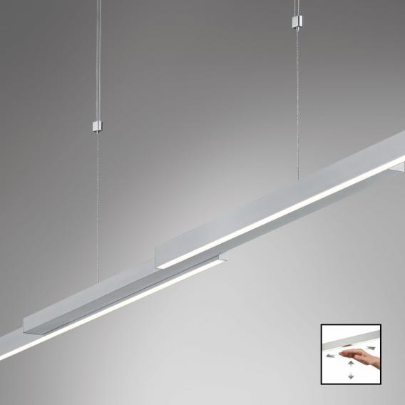 Knapstein LED Pendelleuchte mit Dimmer