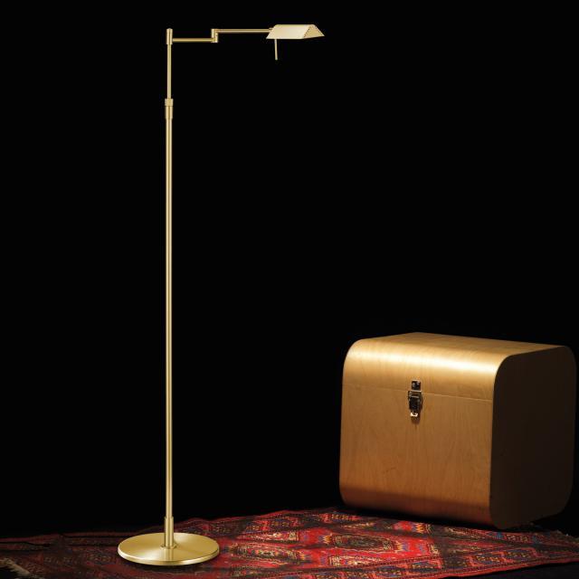 Knapstein LED Leseleuchte mit Dimmer