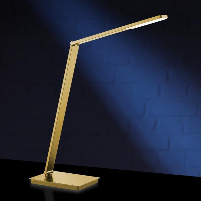Knapstein LED Tischleuchte mit Dimmer