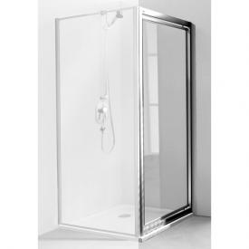 Koralle Twiggy Top Duschflügeltür für Trennwand oder Nische