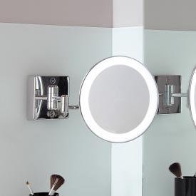 KOH-I-NOOR DISCOLO LED Wand-Kosmetikspiegel
