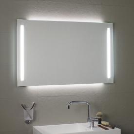 KOH-I-NOOR DUO Spiegel mit LED-Seiten- und LED-Raumbeleuchtung und Schalter für die Seitenbeleuchtung