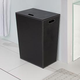 KOH-I-NOOR ECOPELLE Wäschekorb schwarz