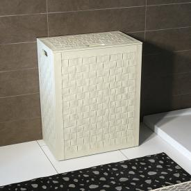 KOH-I-NOOR INTERECCI Wäschekorb creme