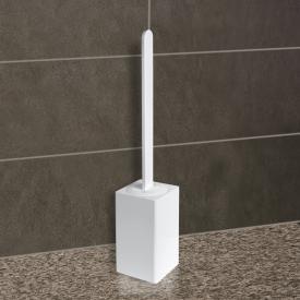 KOH-I-NOOR MATERIA Toilettenbürstengarnitur, freistehend weiß
