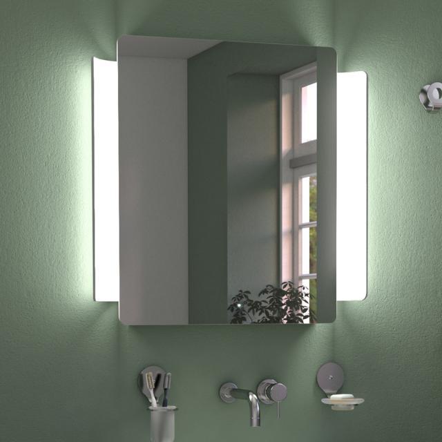 KOH-I-NOOR ABBRACCIO Spiegel mit LED-Beleuchtung