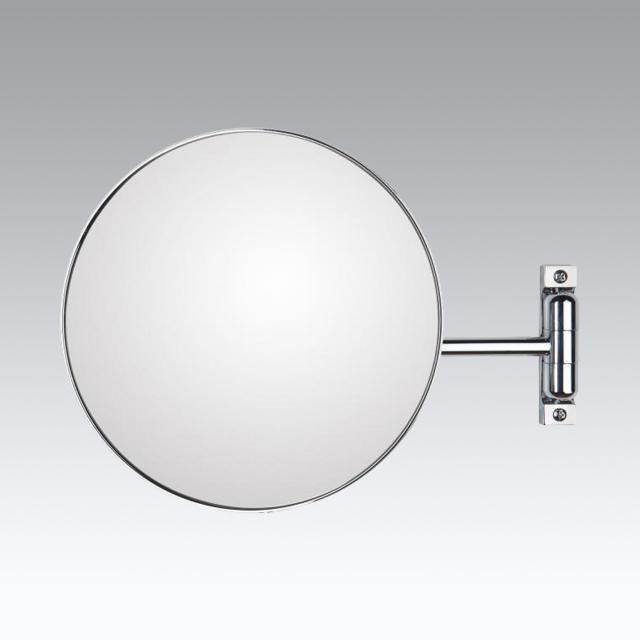 KOH-I-NOOR DISCOLO Wand-Kosmetikspiegel, A: 310 mm, Vergrößerung 3x