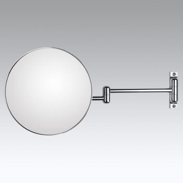 KOH-I-NOOR DISCOLO Wand-Kosmetikspiegel, A: 460 mm, Vergrößerung 2x