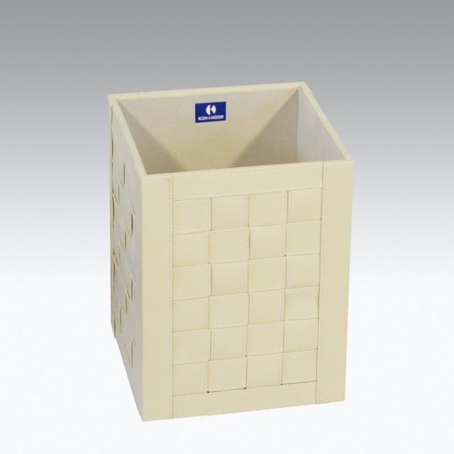 KOH-I-NOOR INTERECCI Papierkorb creme