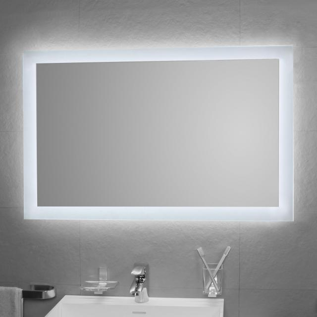 KOH-I-NOOR MATE 4 Spiegel mit LED-Beleuchtung