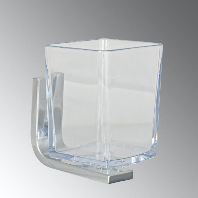 KOH-I-NOOR MATERIA Wandbecher aluminium glanz