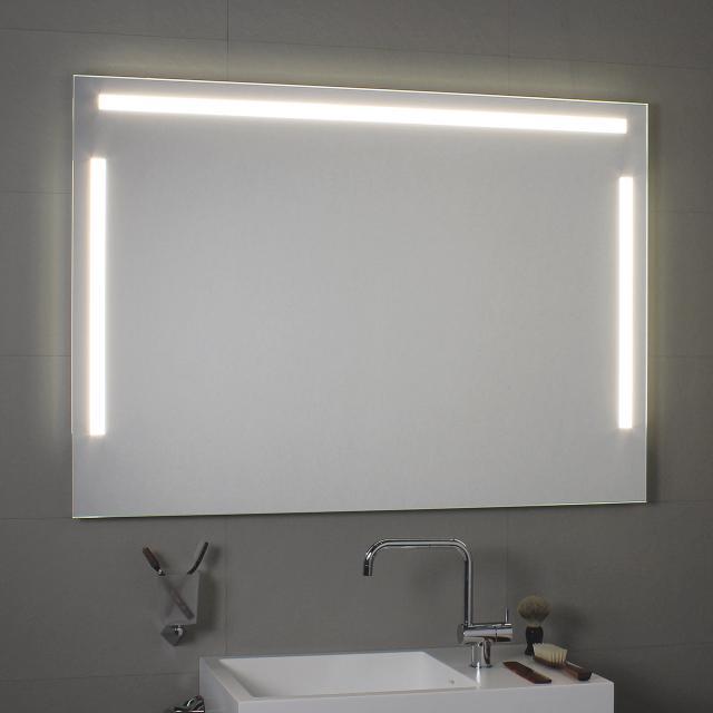 KOH-I-NOOR TRE LUCI Spiegel mit LED-Beleuchtung