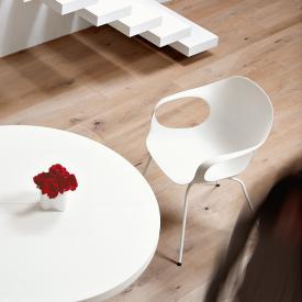 Kristalia Elephant Sessel auf Stahlbeinen