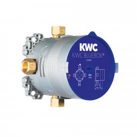 KWC Bluebox Unterputz-Einheit, Gewinde 1/2 Zoll mit Vorabsperrung