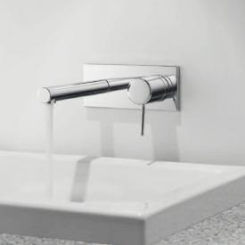 KWC Ono Unterputz-Einhebel-Waschtischmischer Ausladung: 225 mm