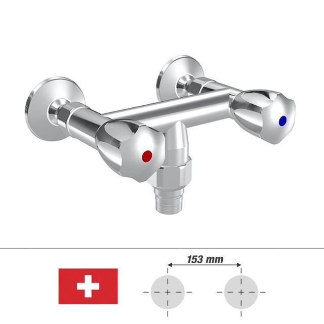 KWC Gastro Zweigriff-Küchenmischer, für die Schweiz